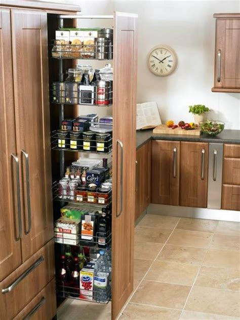 smart storage ideas for small spaces 30 space saving ideas and smart kitchen storage solutions 30 | kitchen storage ideas home organization 7