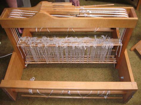 wood  plans table loom plans   diy woodworking