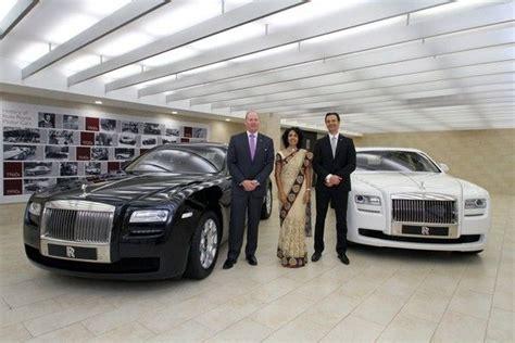 Bugatti has just opened its biggest showroom yet. Rolls Royce inaugurates a new showroom in Hyderabad   Rolls royce, Car dealer, Car
