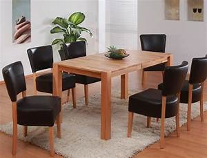 Esstisch 140x80 Ausziehbar : hochwertiger esstisch 140x80 massivholz tisch ausziehbar ~ Michelbontemps.com Haus und Dekorationen