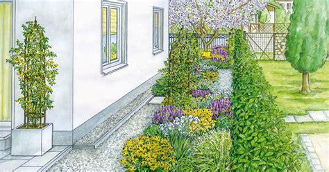Garten Gestalten Hauswand durchgang an einer hauswand neu gestalten mein sch 246 ner