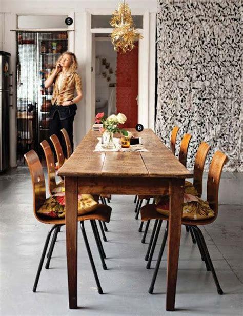Best 25+ Long Dining Tables Ideas On Pinterest