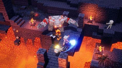 minecraft dungeons  dlc arrives  july   content  follow  gamespot