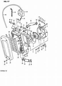Suzuki Intruder 700 Wiring Diagram