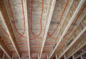 mountain architects hendricks architecture idaho hydronic radiant heating