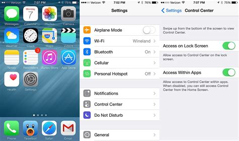 how to access flashlight on iphone how to use the iphone flashlight