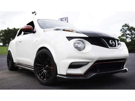 juke nismo lowered nismo juke carbon fiber front lower lip z1 motorsports
