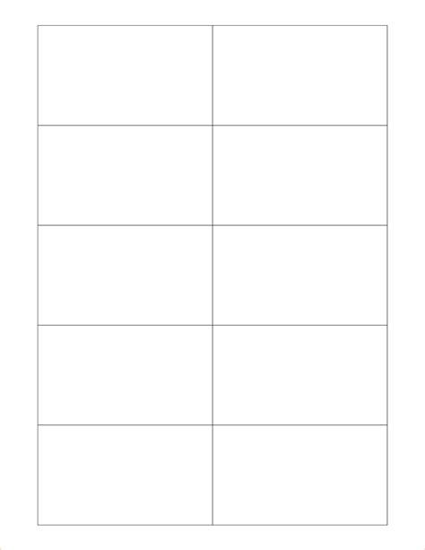 buisness card template word 6 blank business card template wordreport template