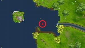 Fortnite Tomato Town Treasure Map Location And Reward