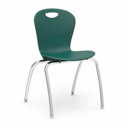Chair Zuma Virco Series Leg Civitas Frame