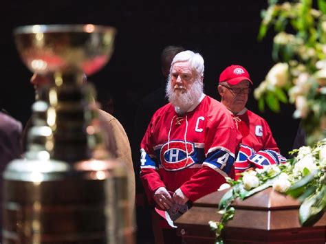 Spt Stands For by Photos Paying Respects To Jean Beliveau