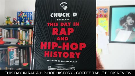Chuck D Presents This Day In Rap & Hip Coffee Filter Roses Diy Press Guide American Youtube On Yom Tov Aerobie Bar Bedroom For Espresso Industrial Zone