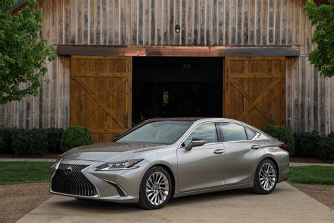 The Allnew 2019 Lexus Es Performance And Sophistication