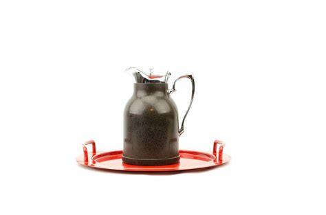 Choose any from this list of best thermal coffee carafe 2020. Thermos Carafe Bakelite Coffee Pot, Thermos Stronglass, Mid Century Modern Coffee Carafe