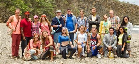 Survivor TV show on CBS: season 31
