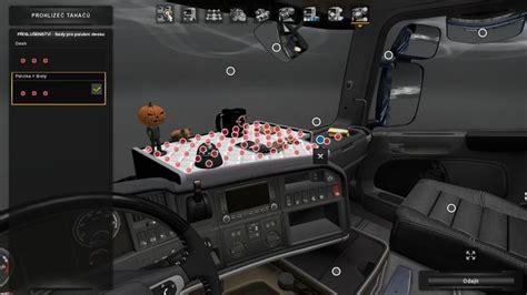 dlc cabin accessory table ets mods