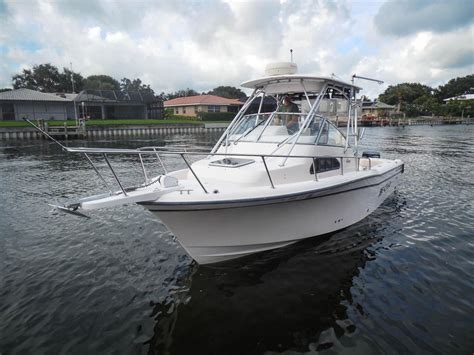 Used Grady White Cuddy Cabin Boats For Sale by 2001 Used Gradywhite Sailfish 282 Cuddy Cabin Boat For