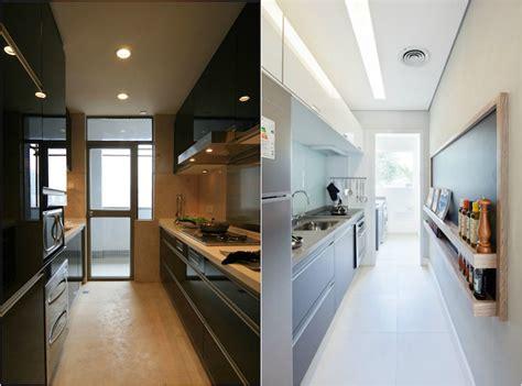cuisine en longueur comment aménager une cuisine en longueur suite encore 30