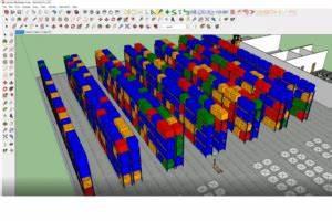 3d Blueprint Design Software Warehouseblueprint Warehouse Visualization Made Simple