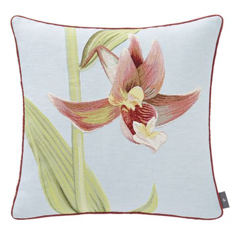 tapestry cushion cover big orchid 50x50 cm