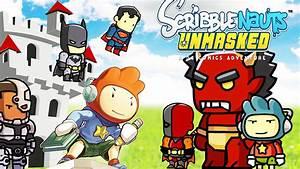 La Fortaleza De Super Heroes Scribblenauts Unmasked 7