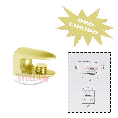 supporto mensola vetro reggimensola reggi mensola vetro supporto a morsetto oro