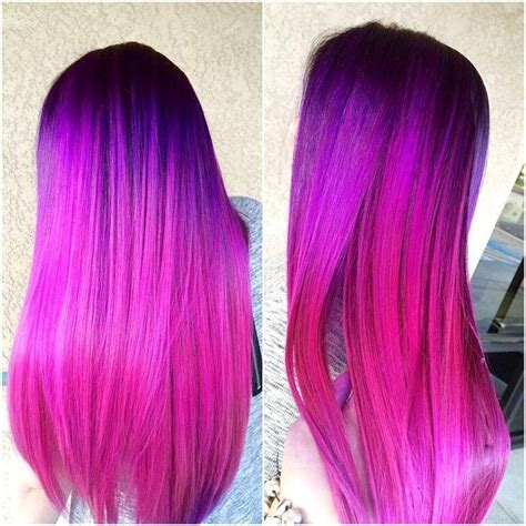 purple pink color 1000 images about best hair styles trends on