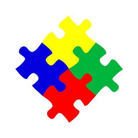 Autism puzzle piece Logos