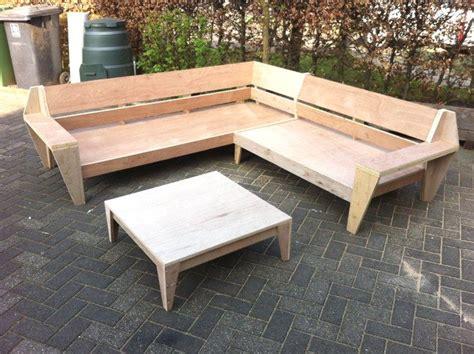 outdoor big lounge garden sofa leon plans  diy