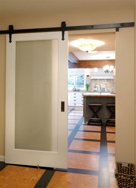 frosted glass sliding barn door barn doors with glass for your home the glass door