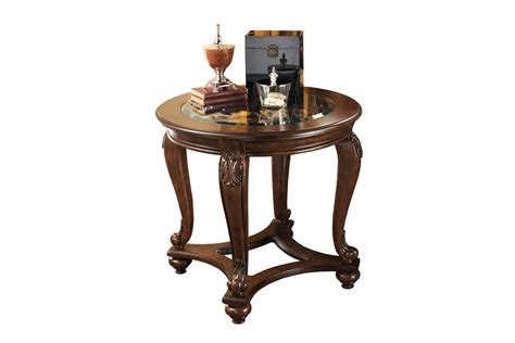 Norcastle Round End Table By Ashley_fdrop_170109*fdrop-170629