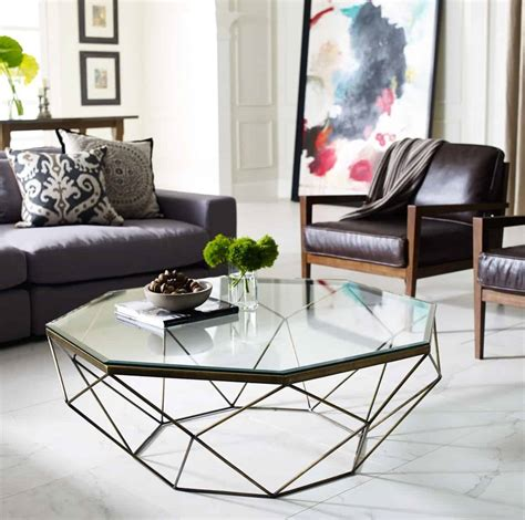 modern coffee table trends