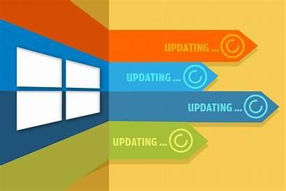 Version Upgrade Win10 Windows Microsoft Pro Update