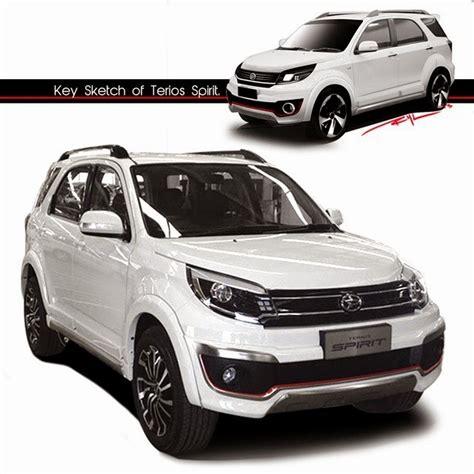 Daihatsu Terios Modification by Terios Spirit Car Modification Idea