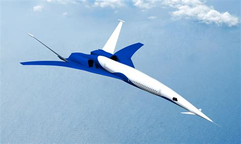 Boeing Concept Supersonic Aircraft