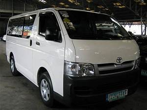 2007 Toyota Hiace Commuter For Sale From Manila