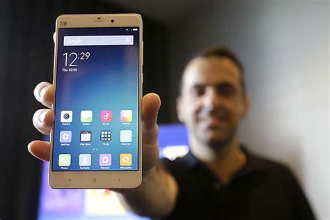 smartphone xiaomi tests us market