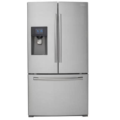 Samsung 24.6 cu. ft. French Door Refrigerator in Stainless