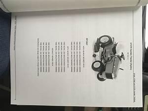 John Deere Gt242 Gt262 Gt275 Parts Catalog Jd Pc2342