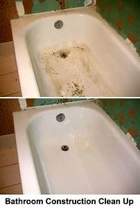 best bathtub cleaner the eliminating sink and bathtub With best way to clean up hair in bathroom