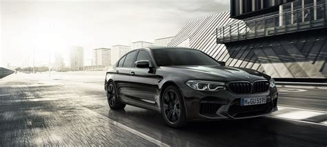 "The New Bmw M5 In ""mission"