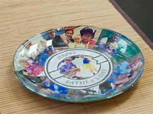 [FREE TEMPLATE] Father's Day DIY: Dad's Special Day Plate