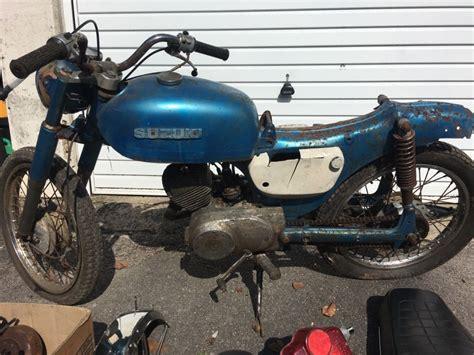 Ebay Suzuki Motorcycles by Ebay Suzuki B120 2 Stroke Classic Motorcycles Biker