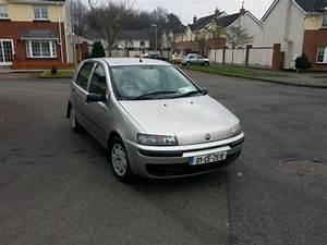 2001 Fiat Punto For Sale In Navan  Meath From Evaldasi27