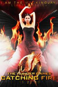 The Hunger Games: Catching Fire - Movie Poster by ...