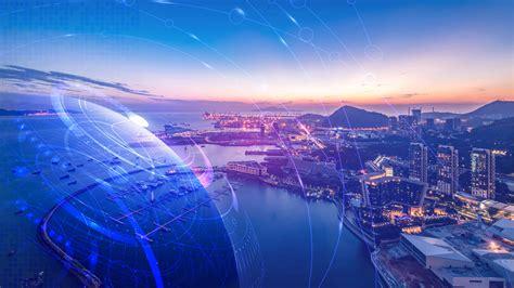 创意科幻城市高清壁纸_超精彩炫酷的设计_风景壁纸_