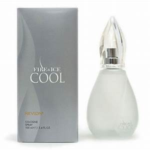 Revlon Fire & Ice Cool Fragrance Ads - Perfumes ...