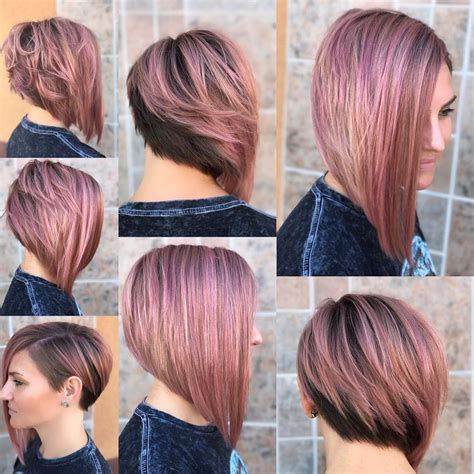 hair cuts and color 10 lob haircut ideas edgy cuts new colors