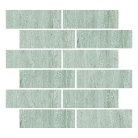 """Penny round tile ideas for your kitchen or bathroom project, floor design or penny tile backsplash you can go classic with white penny round tile in a range of materials, add a colorful mix to your. Dolce Italia Autumn Moonlight 12"""" x 12"""" Porcelain Mosaic Tile 