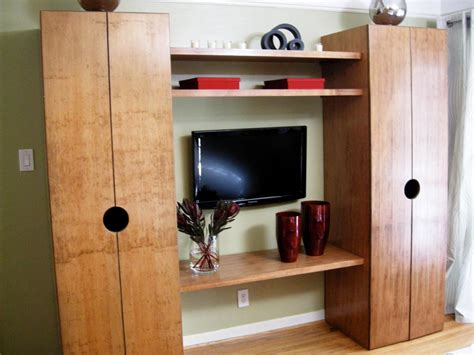 how to build a wardrobe tower hgtv